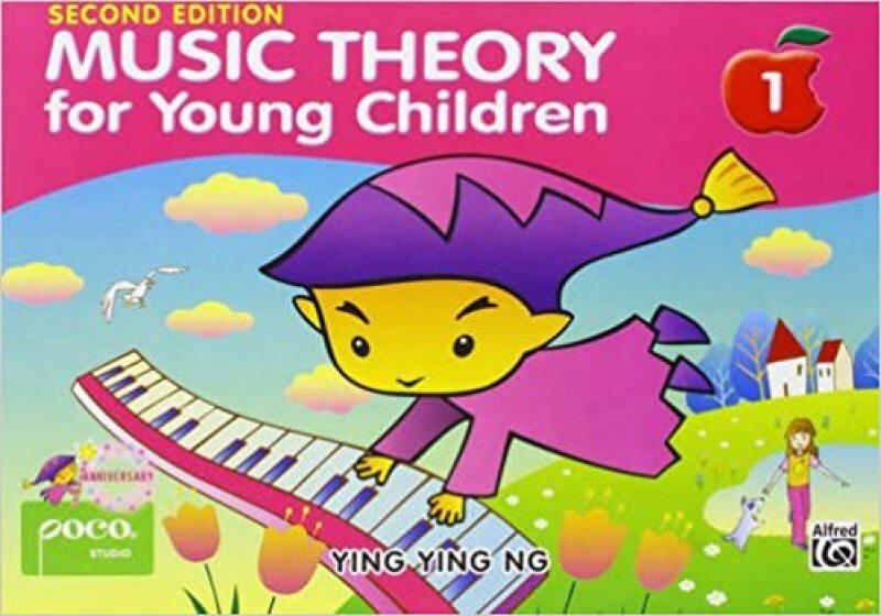 MUSIC THEORY for Young Children Book 1 Malaysia