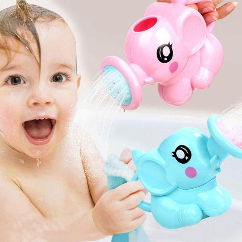 Elephant Sprinkler Pretend Bathroom Play Water Educational Kids Baby Shower Toy By Ropalia Store.