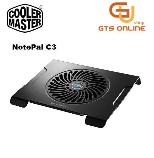 Cooler Master NotePal C3 UP TO 15 Inch Laptop Cooler (R9-NBC-CMC3) Malaysia