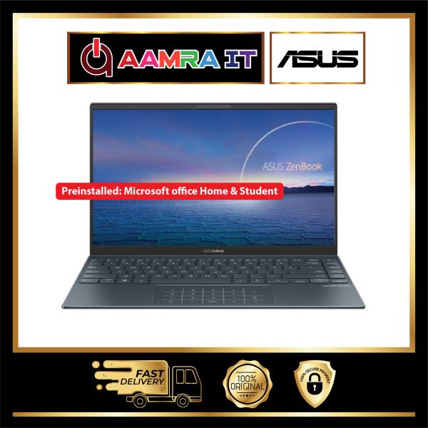 ASUS ZENBOOK  UX425E-ABM067TS 14 (I5-1135G7, 8GB, 512GB SSD, INTEL UHD, GREY W10) Malaysia