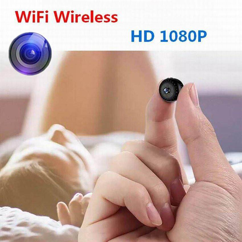 Top Deals Wide Angle Mini Camera Wifi Remote Hd 1080p Digital Video Recorder Camcorder By Legendseller.