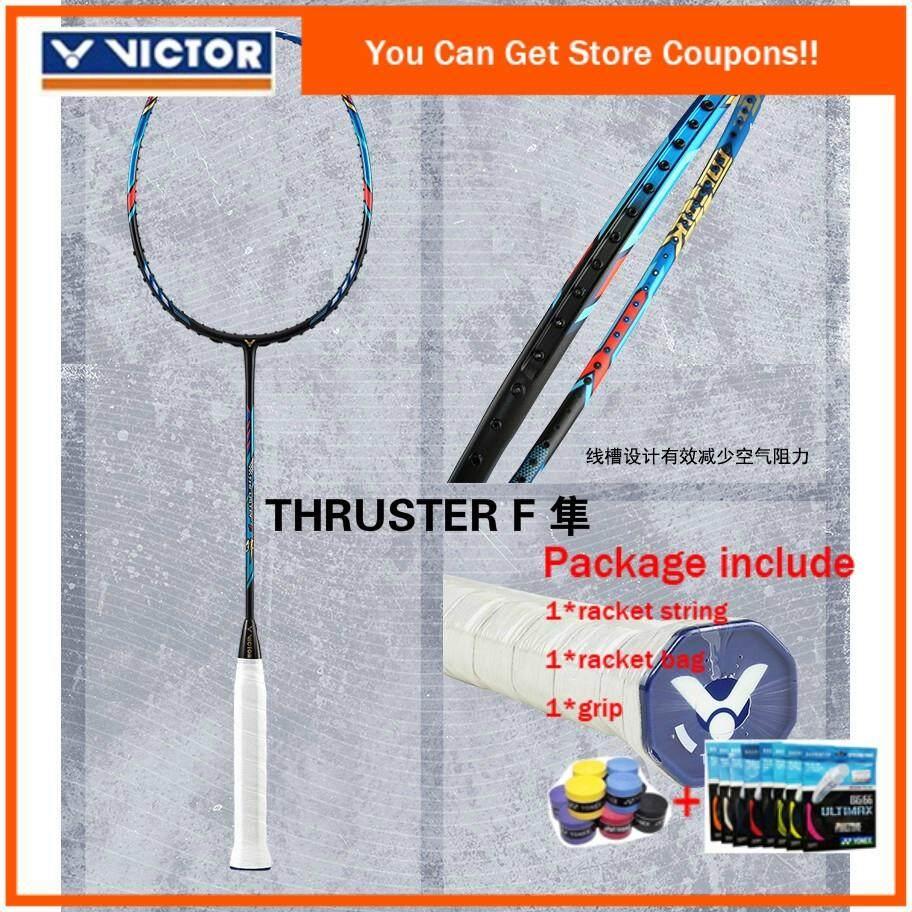 Bảng giá Victor Thruster F Full Carbon Đơn Cầu Dây Và Cầm Nắm