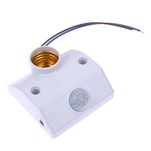Bảng giá E27 220V Cảm Biến Chuyển Động Hồng Ngoại Đèn Tự Động Công Tắc Đui Đèn Mới