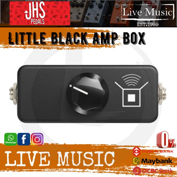 JHS Little Black Amp Box Passive Amp Attenuator Malaysia