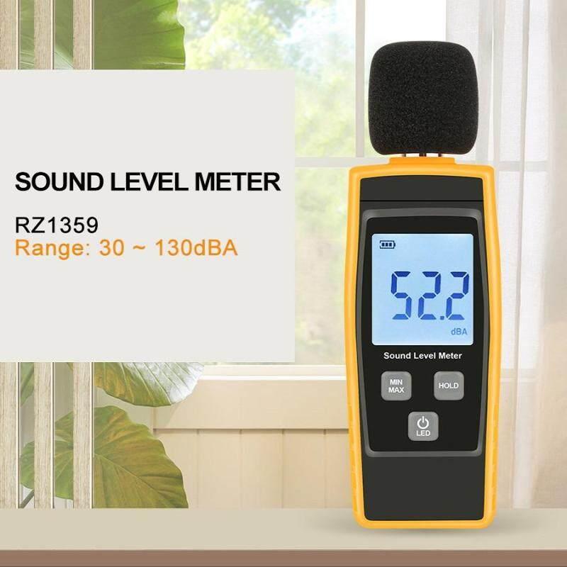 MagicCube Digital Sound Level Meter DB Meters Noise Tester in Decibels LCD Screen
