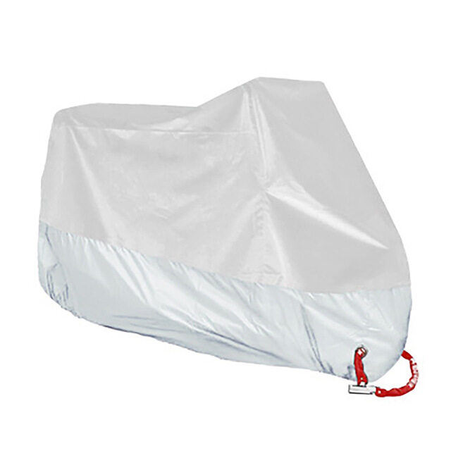 US Stock XXXL Waterproof Motorcycle Cover Outdoor Rain Dust Protection For Honda