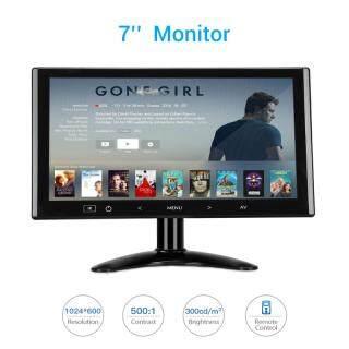 7 LCD Màn Hình, 140 Cho Xe Hơi, Văn Phòng An Ninh Gia Đình HDMI VGA Với Điều Khiển Từ Xa thumbnail