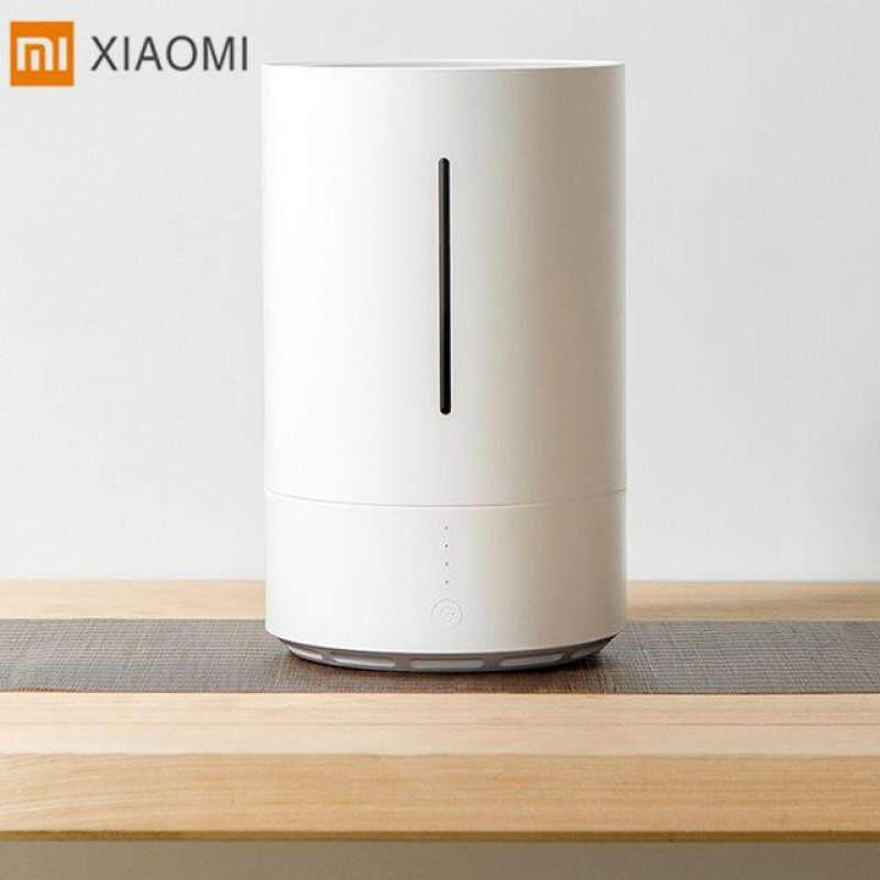 【100% Original】Xiaomi MIJIA Smartmi CJJSQ01ZM Sterilizing Humidifier For Home UV Germicidal Sterilization APP Control  Air Purifier Singapore