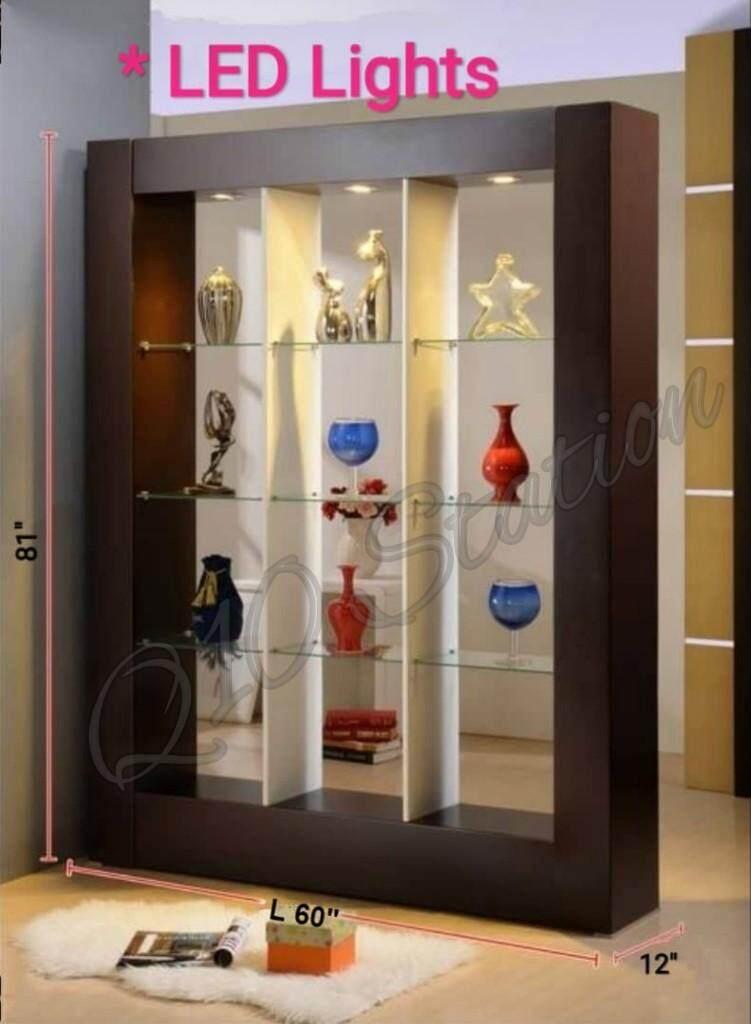 Q 10 Hall Cabinet Living Room Display, Glass Display Cabinet Malaysia