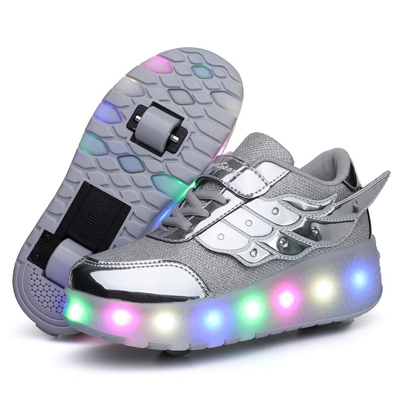 Kids Shoes Boys Girls Shoes Light