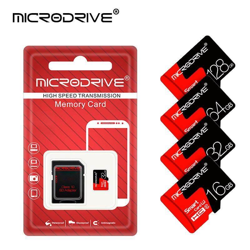 Giá 【Cod & Giá Rẻ Ship】class 10 Thẻ Nhớ 8GB 16GB 32GB 64GB 128GB tarjeta MicroSD 32GB Mini TF Thẻ 4GB Ổ Với Giá Rẻ Adapter