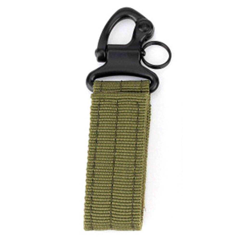 Enhanced Eagle-Gripper Buckle with Keychain For Outdoor Belts