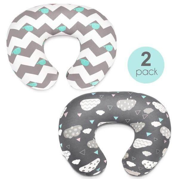 2PC Multifunction Newborn Baby Nursing Pillows U-Shaped Breastfeeding Pillow Cover Nursing Pillow Cover Slipcover