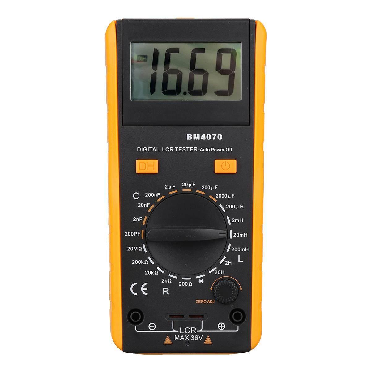 Szbj Bm4070 Lcr Meter Inductance Capacitance Resistance Tester Ed By Glimmer.