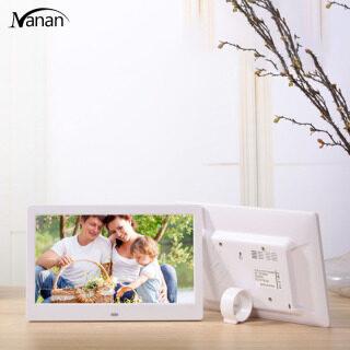 Nanan Khung Ảnh Kỹ Thuật Số Màn Hình Rộng 10.1 Inch Album Ảnh Điện Tử LED Siêu Mỏng HD LCD Khung Ảnh thumbnail