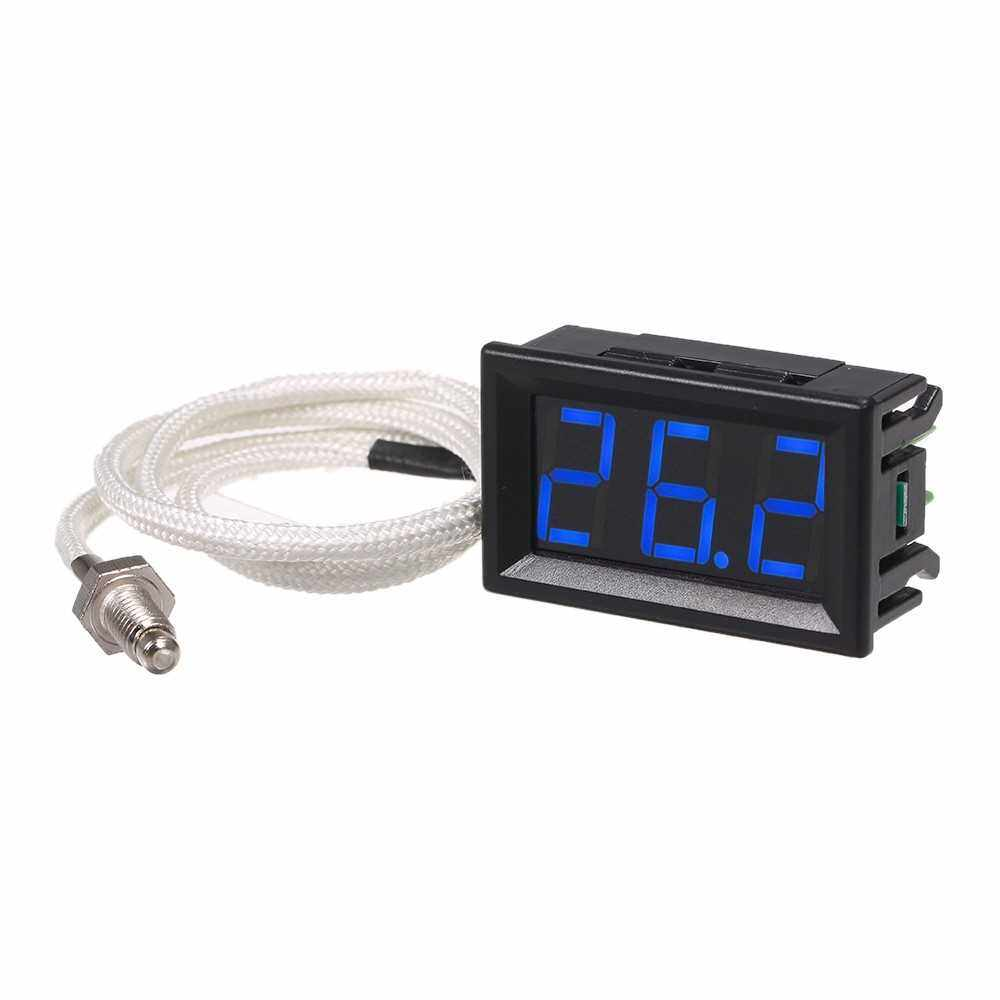 XH-B310 Red Digital LED Diaplay Thermometer K-type M6 Thermocouple Tester 12V