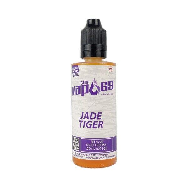 Jade Tiger Freebase Mister E Liquid 65ml Malaysia