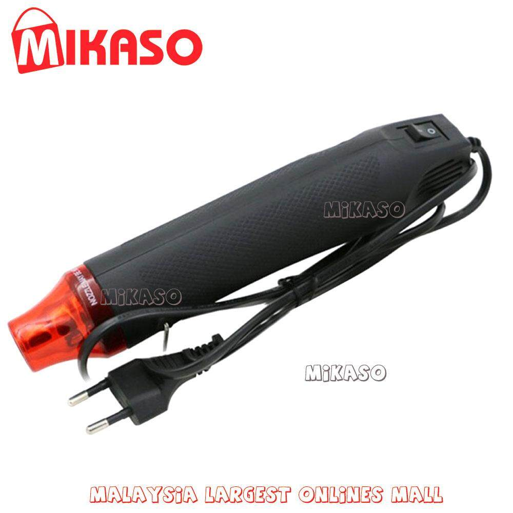 Mikaso Hand Hold Hot Air Heat Gun Blower Shrink Gun 220V 300W Dryer Tools Shrink