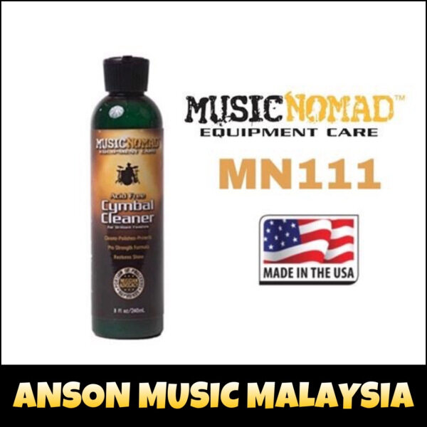 Music Nomad MN111 Cymbal Cleaner Malaysia