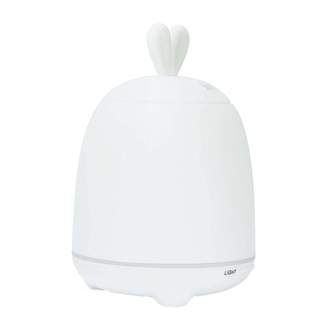Ziyouxing Rumah Menggunakan Humidifier Kelinci Penampilan Mini Ukuran Diffuser Humidifier Putih