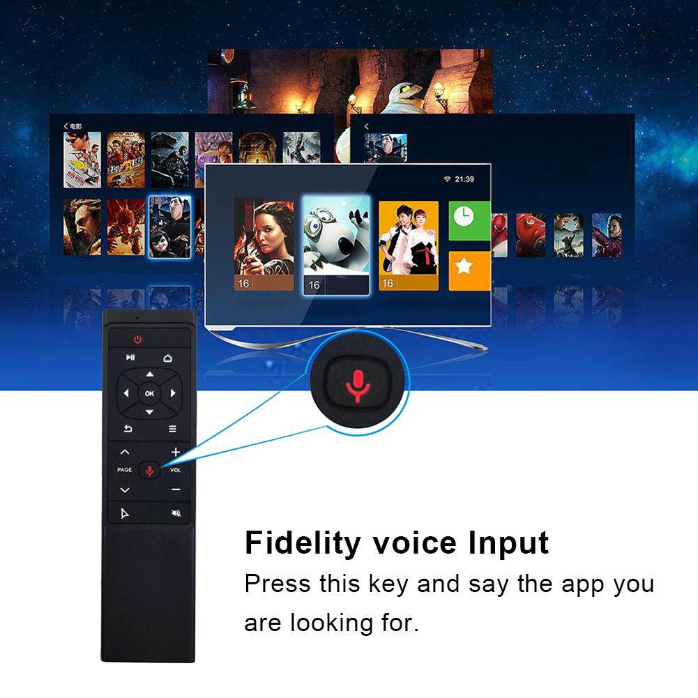Mouse Infrared Learning Remote Controller Gyroscope Mouse Set Top Box Keyboard Android Set Top Box Remote Controller