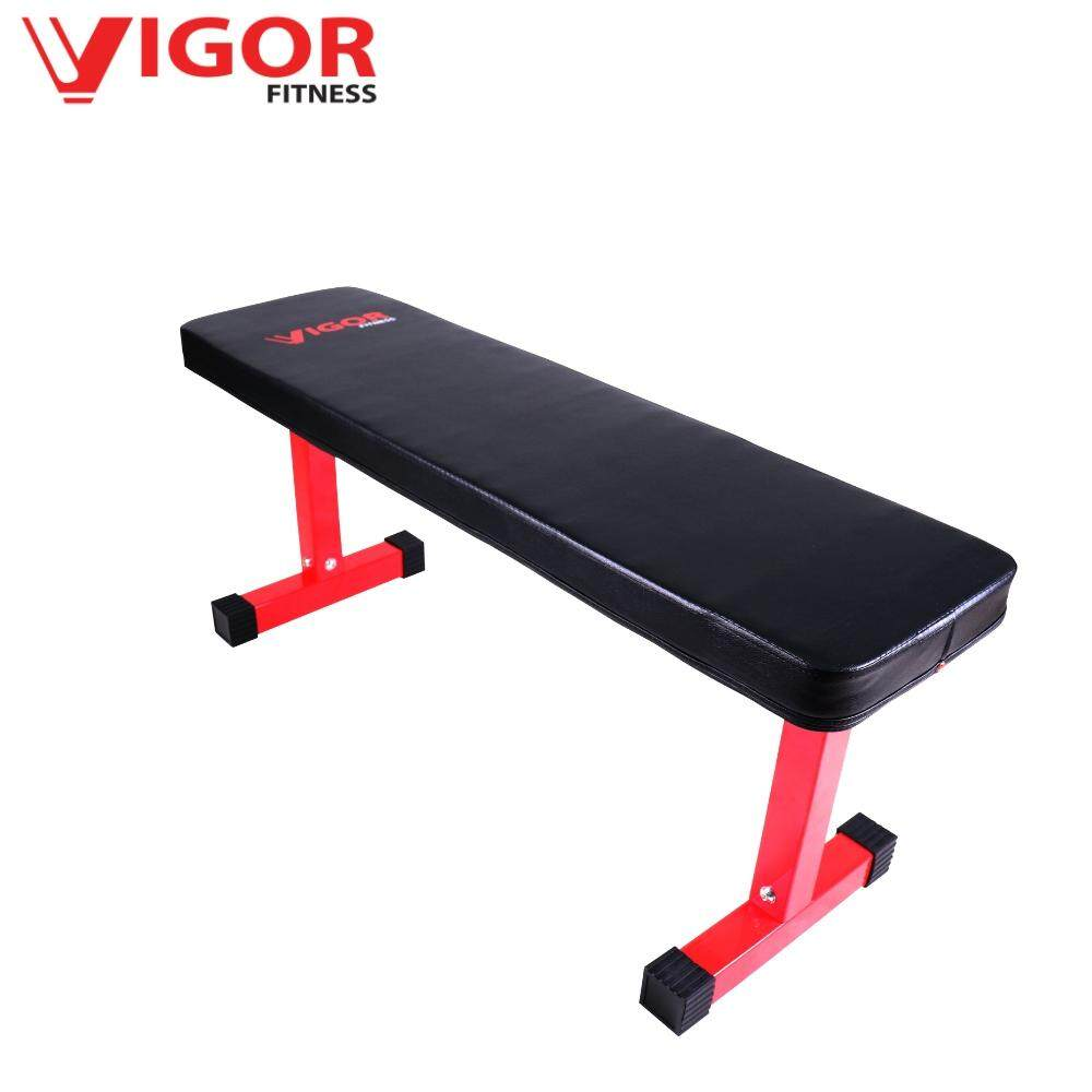 Flat Dumbbell Bench Workout Bench By Gym Store.