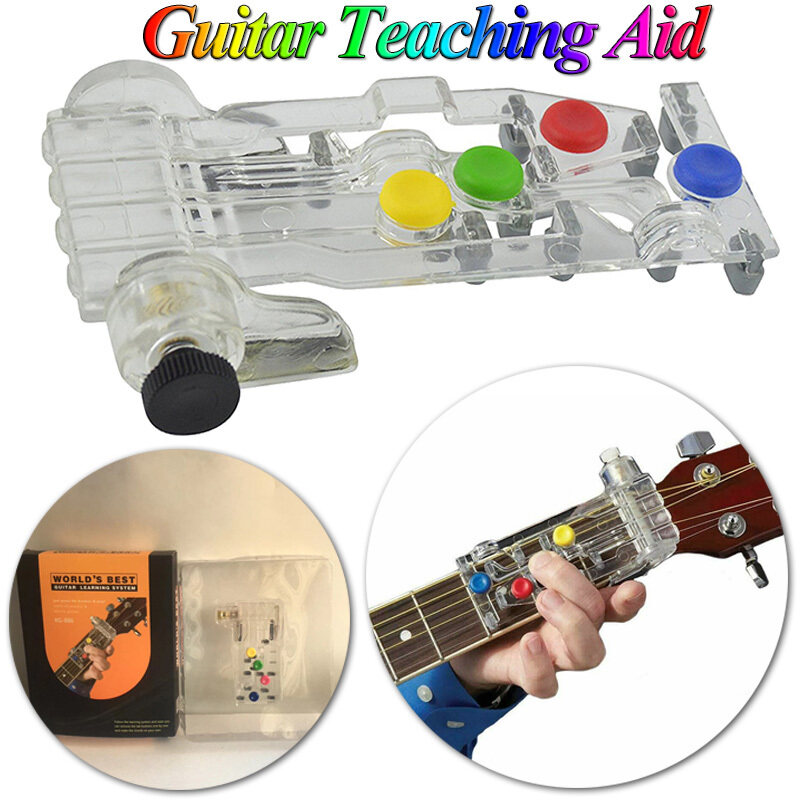 Classical Chord Buddy Teaching Aid Guitar Learning System Teaching Aid Accessories for Guitar Learning Malaysia