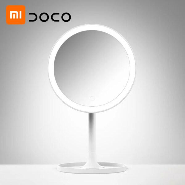 Buy Xiaomi Youpin DOCO Daylight Mirror LED Makeup Mirror Light Vanity Make up Mirrors Lamp USB Charging Lights Adjustable Angle Three Light Modes Stepless Brightness Singapore