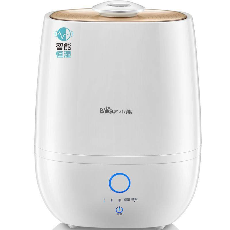 220 V Bear Brand Ultrasonic Aromatherapy 4l Ultra Quiet Air Humidifiers. Home Office Air Purifier Humidifier Jsq-a40a2 Singapore