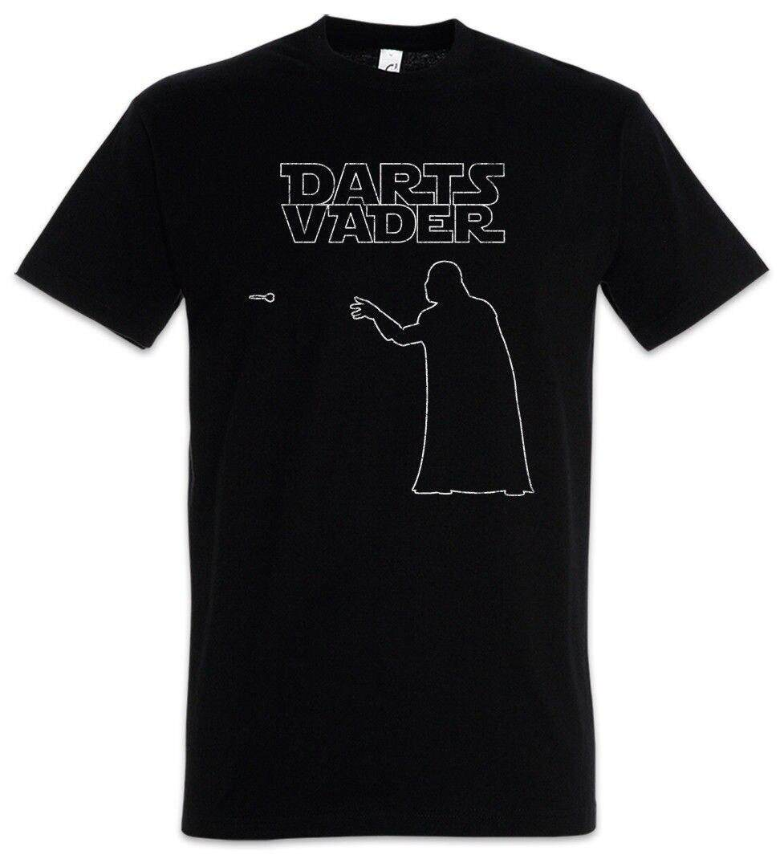 e66b2e8e41 KHJX Darts V T-Shirt Darth Fun Player Arrow Vader Arrows Sport Sports Pubne  west