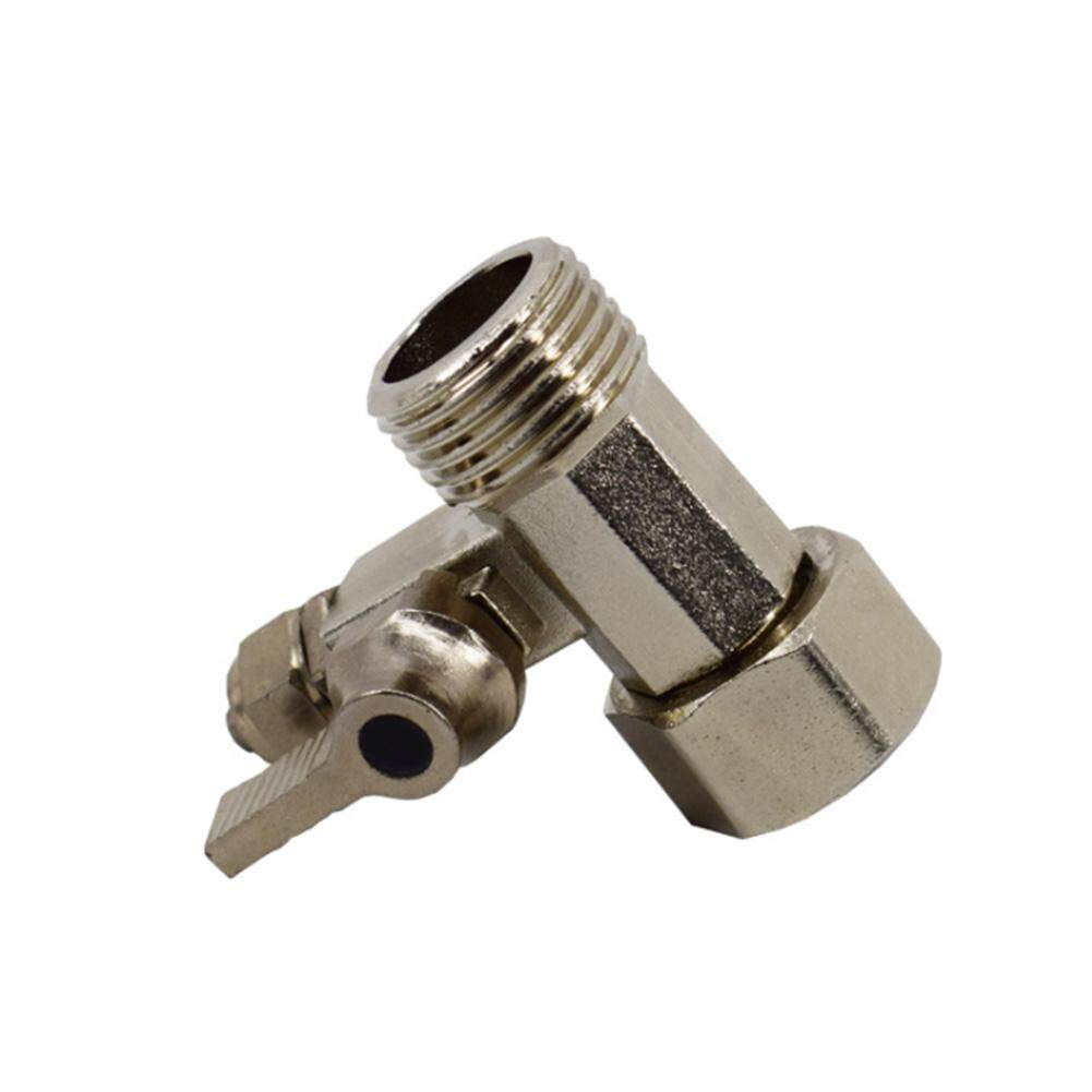 1/2 To 1/4 Feed Water Adapter Ball Type Replace Connector Tap Tools Twist Home Tee Union Accessories Medium Pressure Hardware Filter Brass Faucet