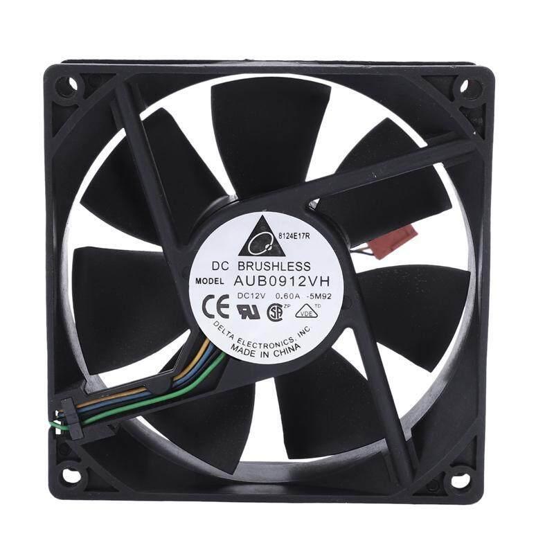 Bảng giá 90*90*25MM DC 12V 0.60A 4-pin computer cpu cooling fans Phong Vũ