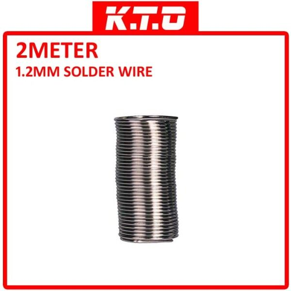 SOLDER LEAD WIRE FOR SOLDERING IRON 2M - 1.2MM