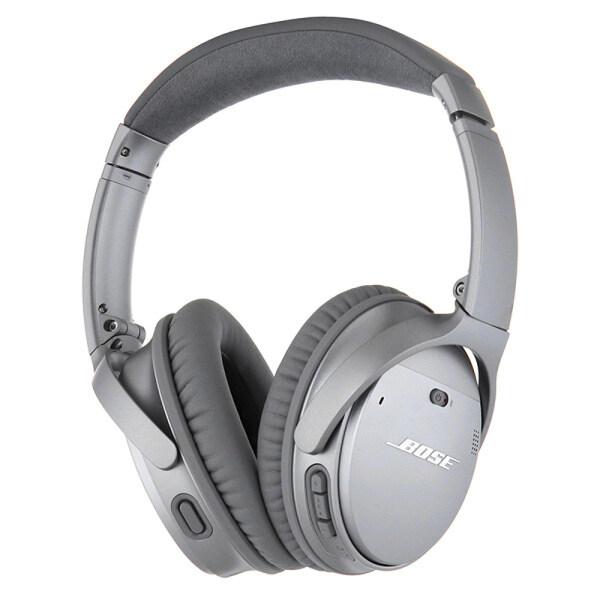 Bose QuietComfort 35 wireless headphones II [Black] [Silver] Singapore