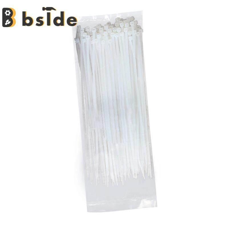 Bảng giá [Bside Tool Store] 100 Chiếc Dây Cáp Nylon Tự Khóa Đủ Loại Nhựa Dây Điện Bọc Zip Quan Hệ