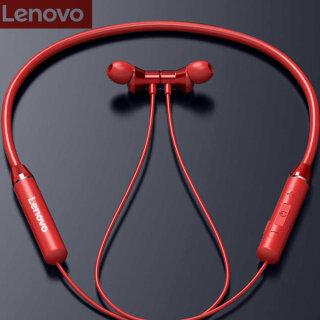 Lenovo HE05 Bluetooth 5.0 Tai Nghe Vòng Đeo Cổ Âm Thanh Nổi Không Dây Từ Tính Thể Thao Tai Nghe Thể Thao Chạy IPX5 Tai Nghe Chống Nước thumbnail