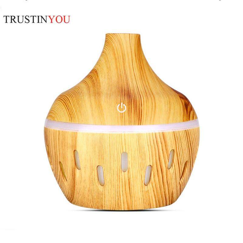 300ml Humidifier Elaborate Manufacture Aromatherapy Diffuser Essential Oil Mist Maker Singapore
