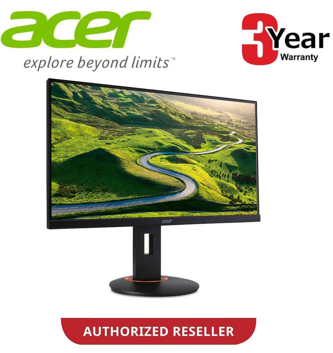 ACER XF270HA 27 TN 1MS 240HZ AMD FREESYNC GAMING MONITOR - XF270HA Malaysia