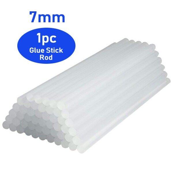🔥PROMO🔥 Hot Melt Glue Stick 7mm/11mm Rod Clear Adhesive Translucent Strong for Glue Gun Home Bonding DIY