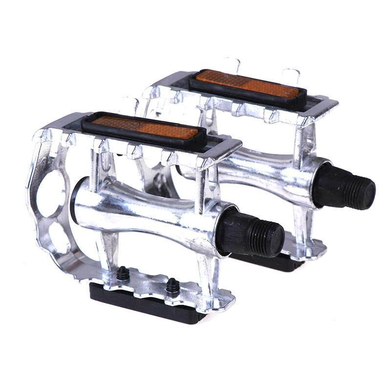 490c3719749198 Ministar 1 Pair fixed gear bicycle pedals foot outdoor riding sport durable  pedal Black