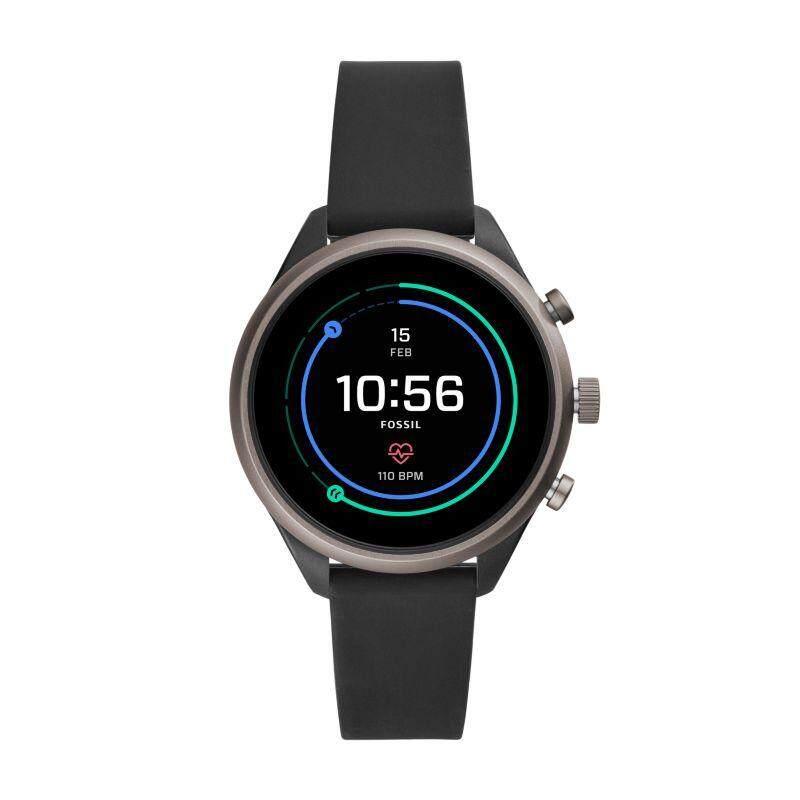 Fossil Sport Black Smart Watch FTW6024 Malaysia