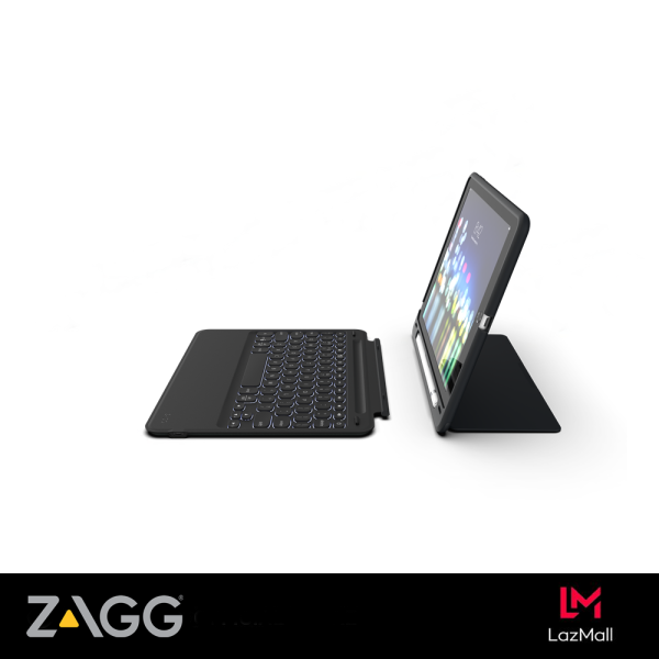 Zagg Slim Book Go Keyboard For iPad 7th Gen 10.2 inch Malaysia