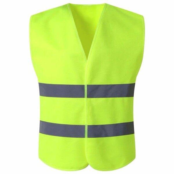 🔥READY STOCK🔥safety jacket, reflective jacket, adjustable reflective gear safety vest waist belt stripe jacket