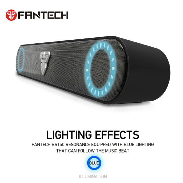 Fantech BS150 Resonance Bluetooth Speakers with Bass Resonance for Computer PC or Mobile , USB / Memory card Malaysia