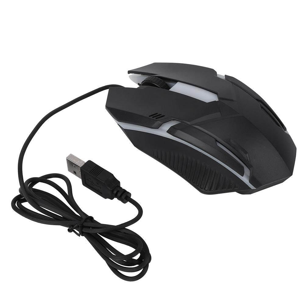 Giá MS11 1600 Dpi Có Dây Đèn Nền USB Chuột Ergonomic Bàn Chơi Văn Phòng Game Thủ Chuột Chuột