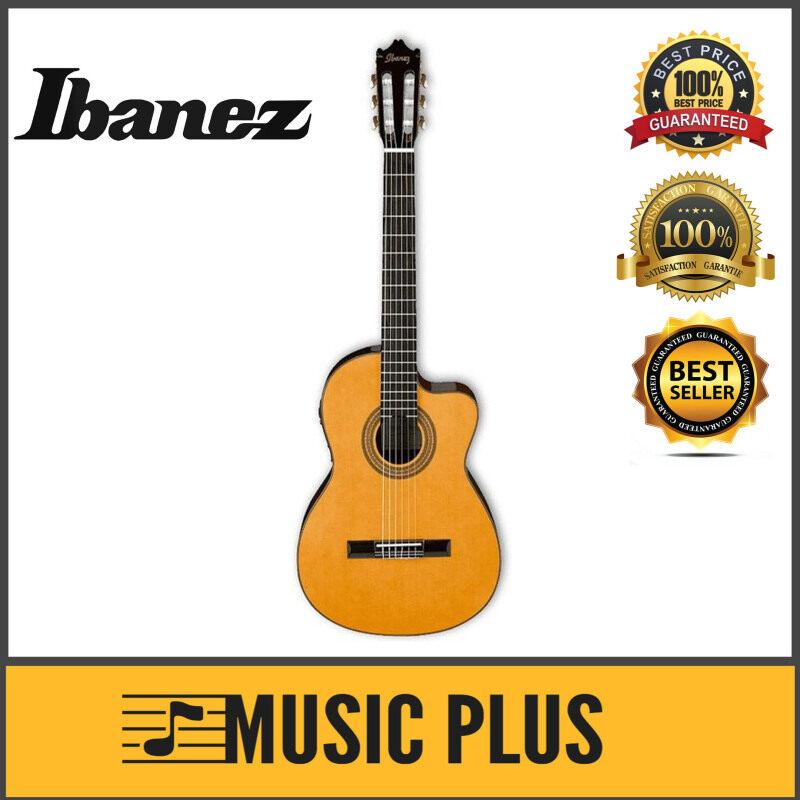Ibanez GA6CE Classical Guitar - Amber High Gloss (GA6CE-AM) Malaysia