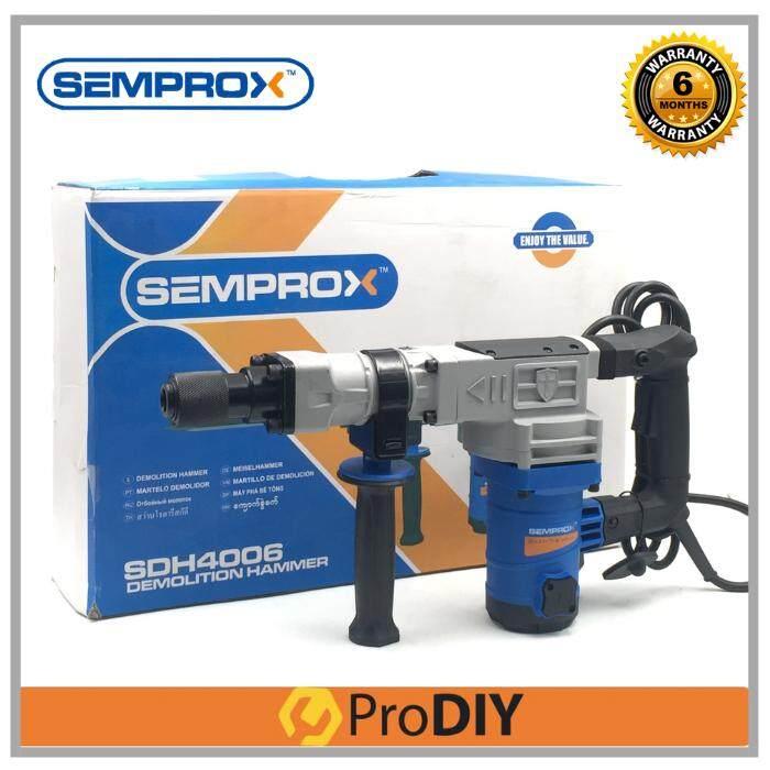 SEMPROX SDH4006 Industrial Demolition Hammer
