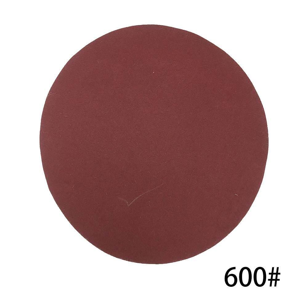 100 CHIẾC 125 Chà Nhám Đĩa Lót Bộ Máy Khoan Dụng Cụ Quay 600 Nhám Giấy Nhám Nhám Đĩa Chất Mài Mòn Dụng Cụ