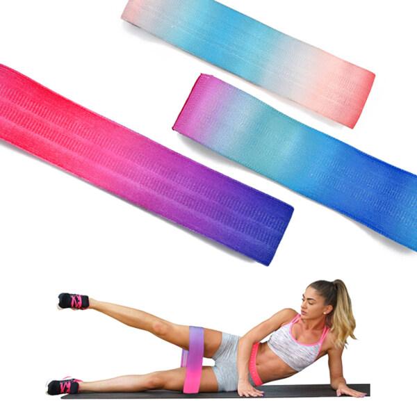 Bảng giá 1 * Huấn Luyện Thể Thao Thun Chân Pilates Hông Dây Đai Tập Yoga Căng Thẳng Cong Dây Vòng Mông
