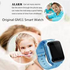 S_way《Original》GM11 Waterproof Smart Watch GPS Safe Wristwatch with Camera Safety Tracker SOS Call Anti Lost For Children Kids gifts